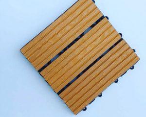 انواع تایل چوبی