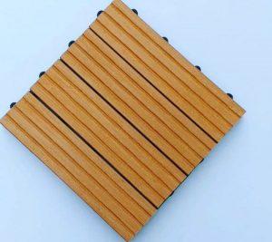 تایل چوبی چیست