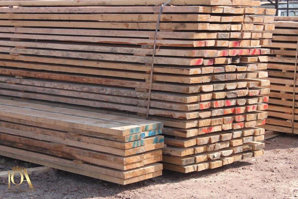 خرید چوب روسی