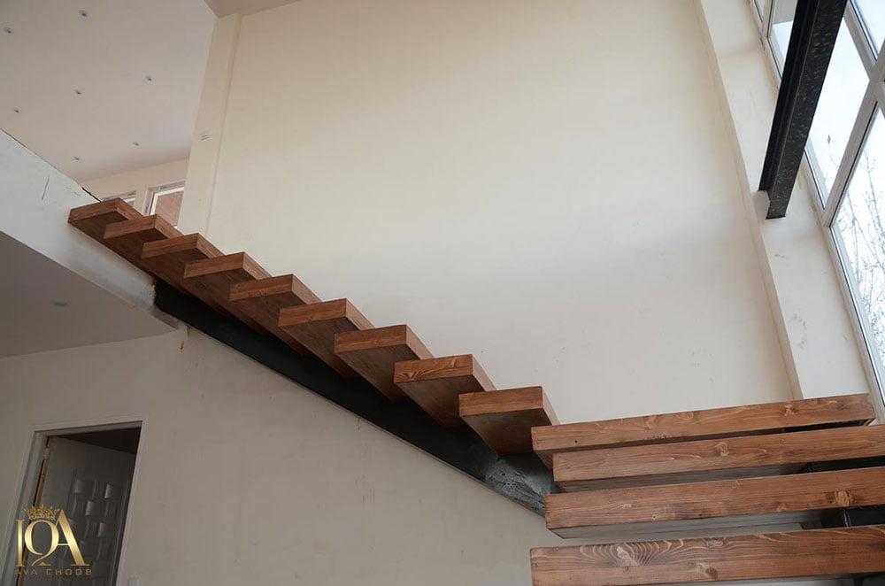 ساخت پله با ترموود